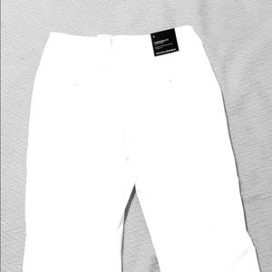 Banana Republic Off White Trousers size 8